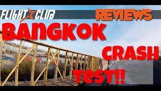 Train Gap and Bando Durability Test with the FlightClub Bangkok