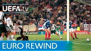 EURO 2000 highlights: Yugoslavia 3-3 Slovenia