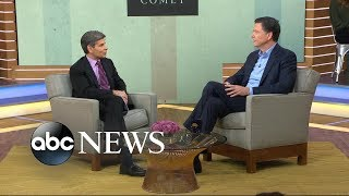 James Comey on how losing a child changed him as a leader