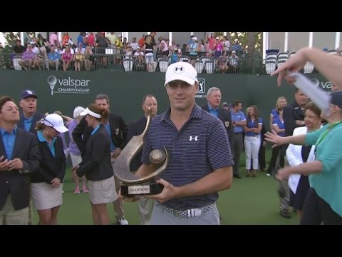 Highlights | Jordan Spieth's playoff battle at Valspar Championship