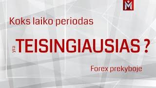 Kokį laiko periodą naudoti Forex prekyboje? Kaip teisingai pasirinkti? Forex rinkai Nusispjaut