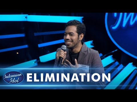 GLEN SAMUEL - I FEEL IT COMING (The Weeknd ft. Daft Punk) - ELIMINATION 3 - Indonesian Idol 2018