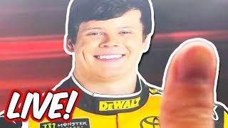 WE SPENT THE DAY AT POCONO! // NASCAR Heat 2 Online Cup, Xfinity & Truck Racing LIVE