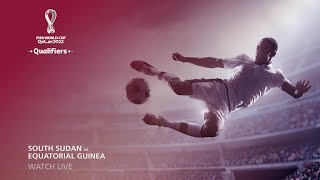 South Sudan v Equatorial Guinea - FIFA World Cup Qatar 2022™ qualifier
