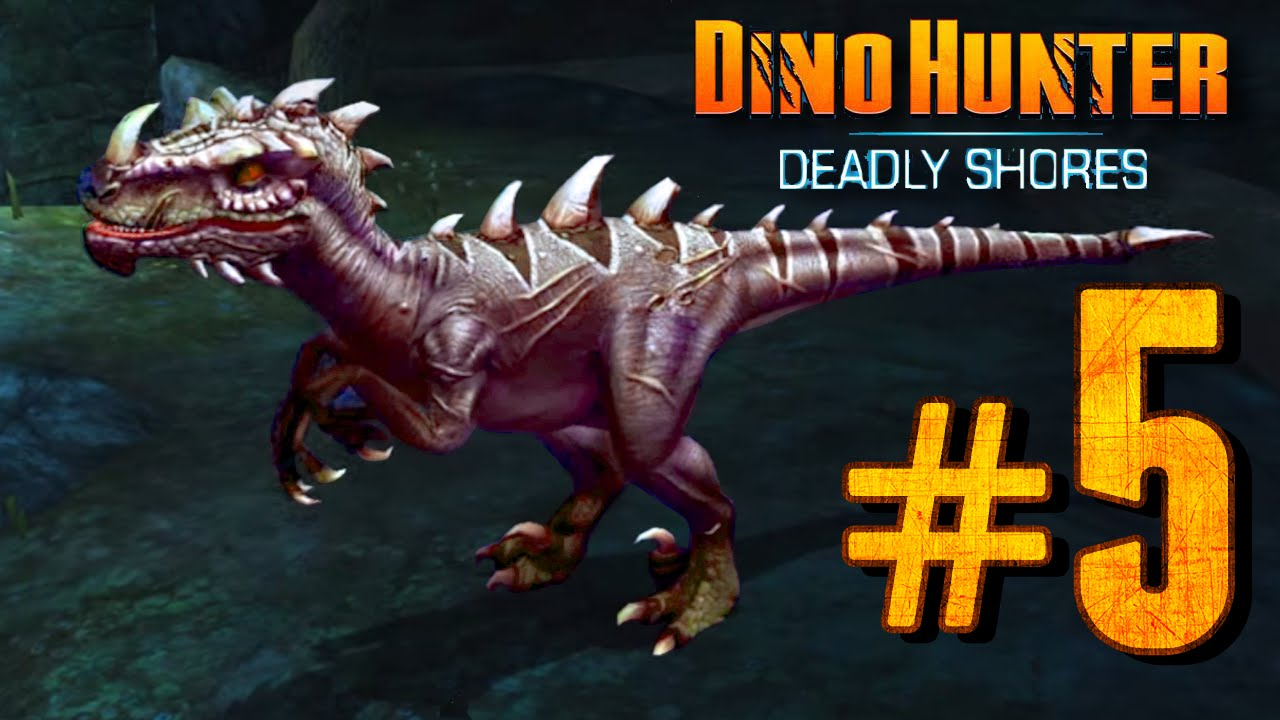 Dino Hunter: Deadly Shores EP: 5 Gloom The Magnificent - YouTube