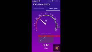 (Telugu తెలుగు) using jio sim on lenovo k4note | jio speed test review | reliance jio 4g speed test