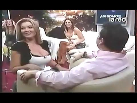 Así Somos:  test de sexo con Jessica Alonso, Veronica Fiore y Pilar Ruiz