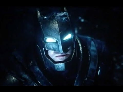 AMC Movie Talk - BATMAN V SUPERMAN Trailer Review. STAR WARS Trailer Review