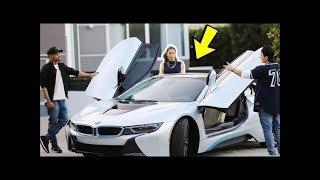 INSANE GOLD DIGGER PRANK! (BMW I8 SUPERCAR)