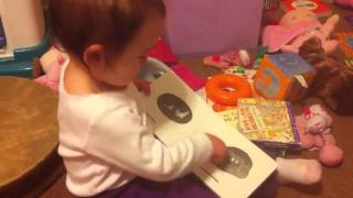 mqdefault Claire Reads In Toddler Language