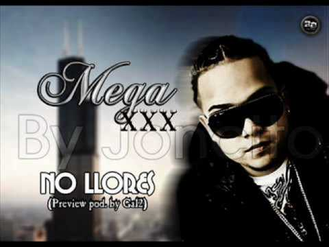 No Llores - Mega Sexxx 2010 (video Oficial) video
