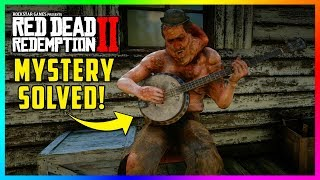 The REAL Reason Why The People Of Butcher Creek Are Mutated & Deformed In Red Dead Redemption 2!