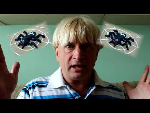 Gracjan Roztocki - Spider Dog Uwaga! Film Jest Straszny! video