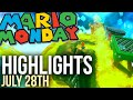 Super Mario Galaxy Highlights - Part 2 - Mario Monday