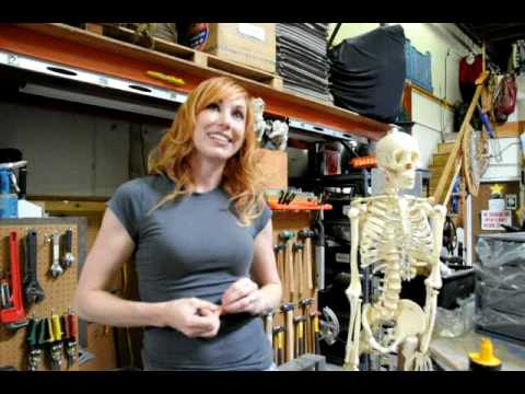 Talk Talk Talk Mythbusters 39 Kari Byron Talks