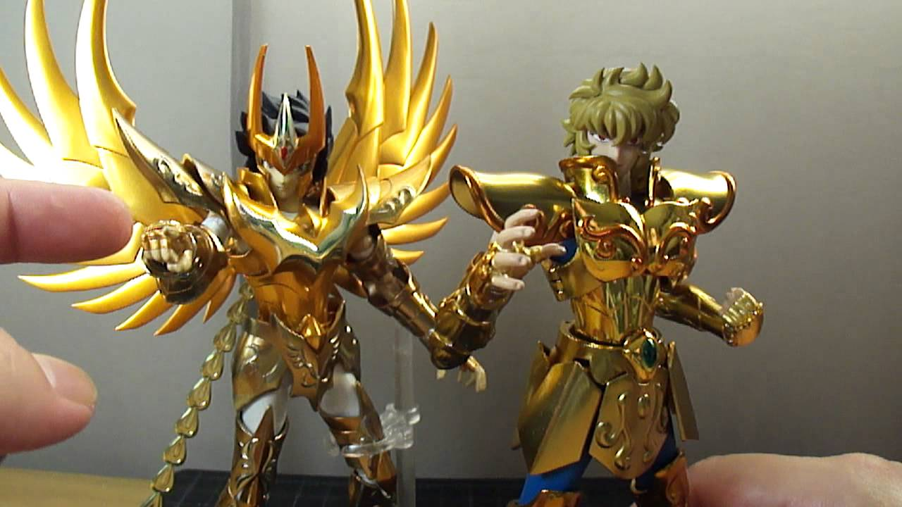 God Gold Cloth Myth Cloth ex Gold Cloth Leo Aioria ex