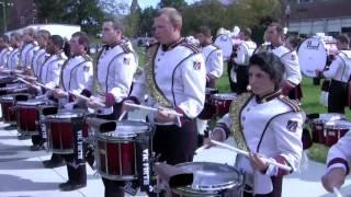 UMass Drumline: Fight Mass (UMass Fight Song)