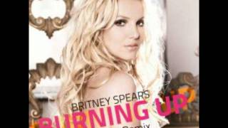 Watch Britney Spears Burning Up video