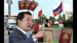 Quá bất ngờ nghe Trung Quốc Xui Đểu Campuchia đuổi 70000 người Việt về nước    Không thể tin nổi