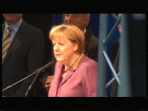 Merkel wird in Stuttgart minutenlang ausgebuht   Deutschland   Welt   Rhein Zeitung