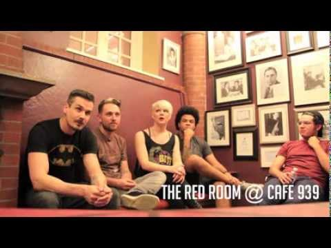 Artist interview with Hot Mess Loves You at The Red Room @ Cafe 939