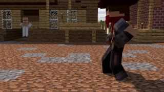 The Showdown (Western Minecraft Animation)