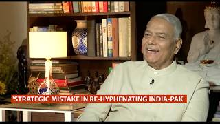 UpFront With Karan Thapar, April 16 | Interview With Yashwant Sinha