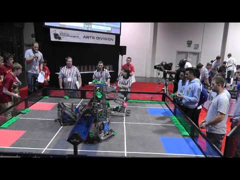 VEX World Championship Arts Division Match #43