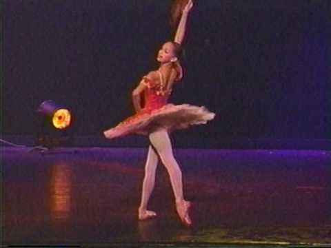 "MINKUS - ""DON QUIXOTE"" - BALLET ~ MISTY COPELAND - 15 - 1997 - VOB"