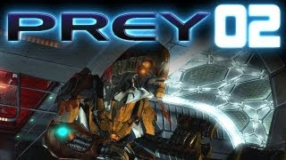 Let's Play Prey #002 [Deutsch] [HD+] - Von Auerirdischen entfhrt