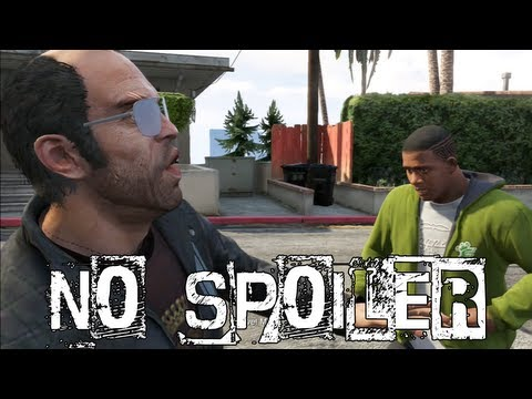 Grand Theft Auto V Trevor Kills Franklin Free Roam