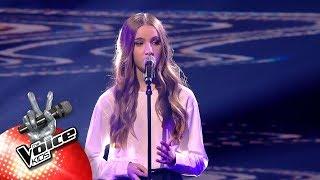Jade - 'Sober'   Halve Finale   The Voice Kids   VTM