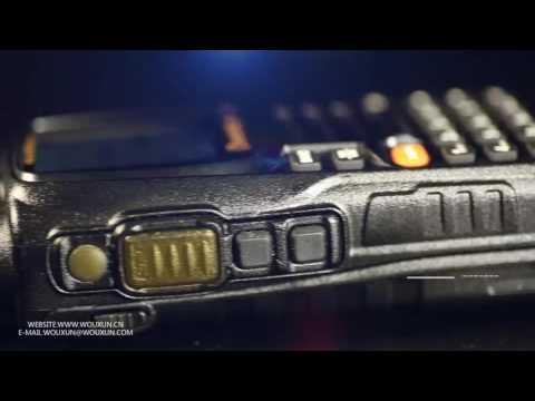 Wouxun KG-UV9D Quick Feature Review