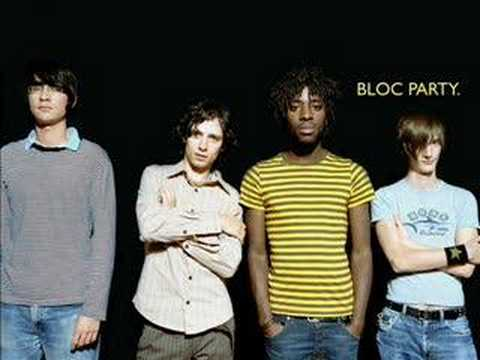 Bloc Party England Non album Bonus Track