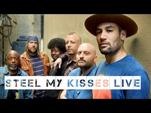 Ben Harper Steal My Kisses Live Hollywood Bowl