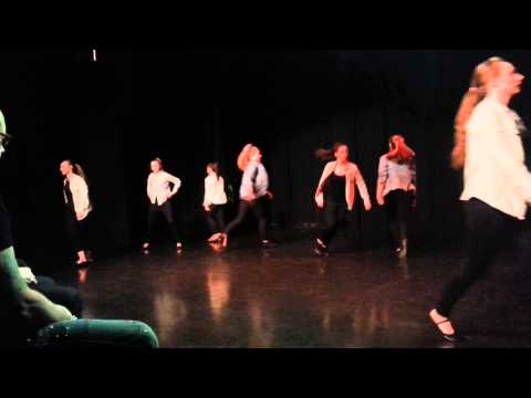 The Gateway Academy Monday's dance show- Power&MJ - 04/08/2014