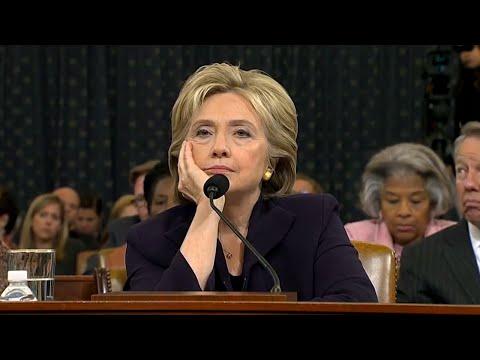 Hillary - Benghazi Hearing II Highlights