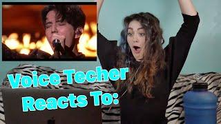 Voice Teacher Reacts To: Dimash Kudaibergen