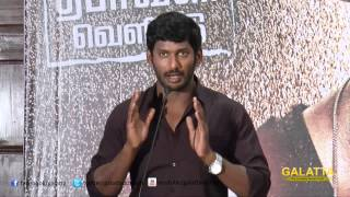 All of us should unite and fight against piracy - Vishal