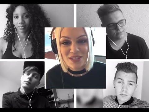 Flashlight - Jessie J & Stay Radical  (Smule App)