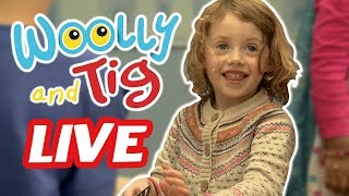 🔴Woolly and Tig | Full Episodes | LIVE