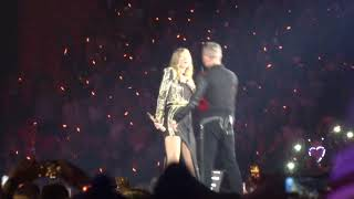 Angel Taylor Swift And Robbie Williams Live At Wembley Stadium London