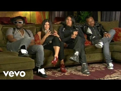 The Black Eyed Peas - Boom Boom Pow (Behind The Scenes)