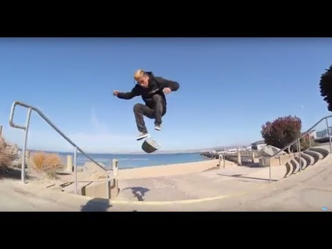 Chris Massie Krux ~ Actual Skateboarding