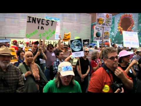 Why Shale Gas Outrage Filled Philadelphia Streets: 30 Seconds - 2012