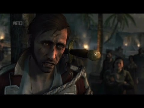 Assassin's Creed IV: Black Flag - E3 2013: Sea & Jungle Gameplay
