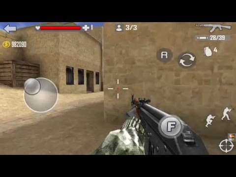Shoot Strike War Fire APK Cover