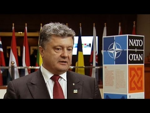 Poroshenko says Ukraine ceasefire plan to be signed Friday