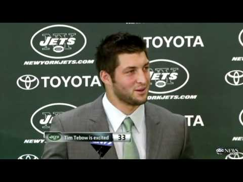 Tebow Press Conference Tim Tebow Press Conference '
