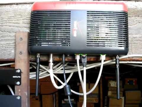 My Verizon FiOS installation